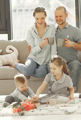 elegir tu casa con niños