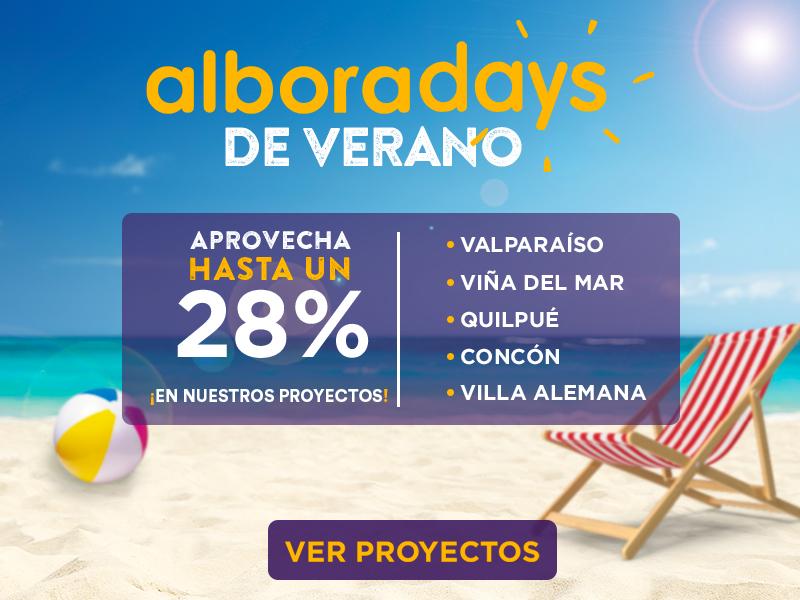 Alboradays